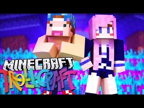 TO THE HAVEN DIMENSION w/ LIZZIE! | Minecraft: TrollCraft
