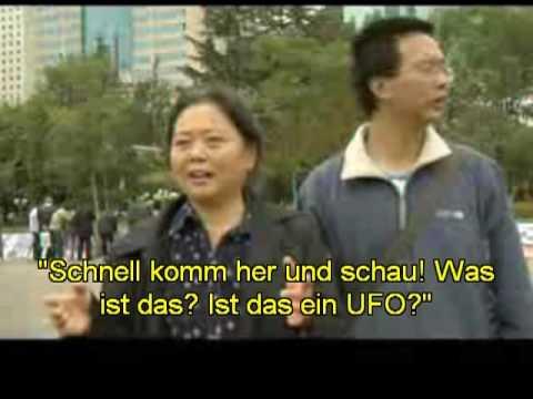 Professor Zhang Yifang über das UFO-Forum in Kunming