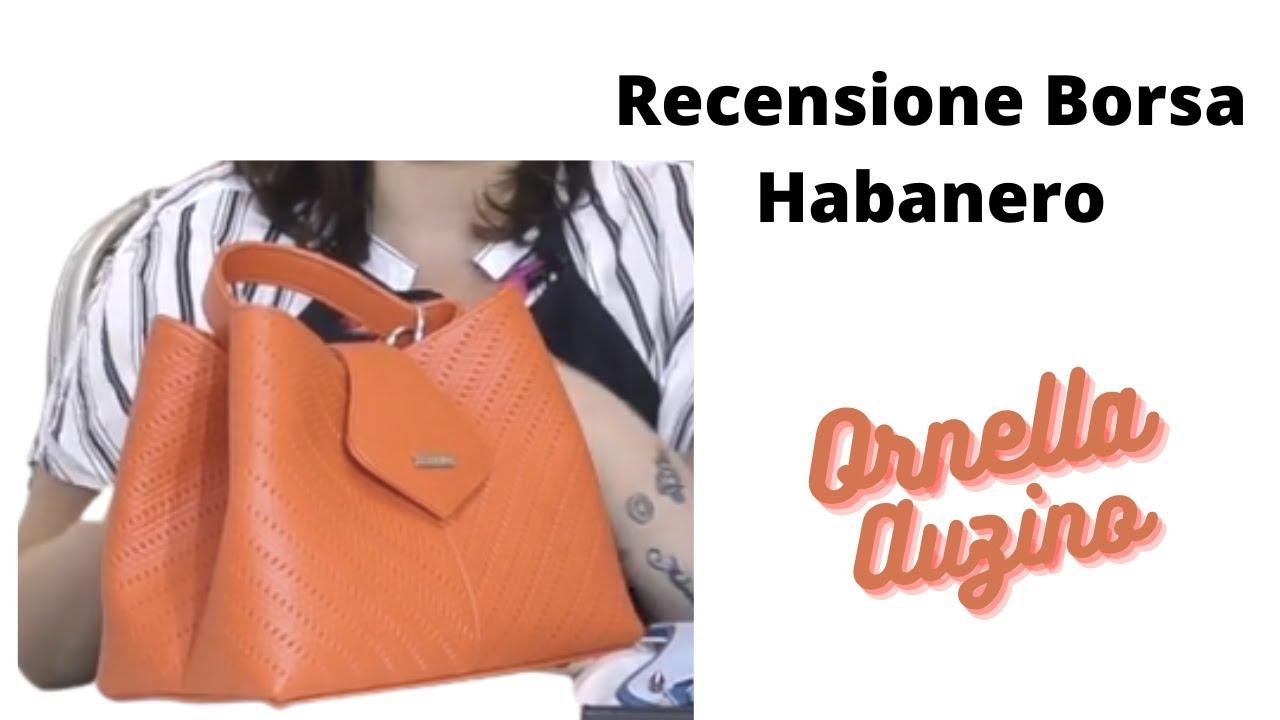 a2db7ec824 Borsa in pelle Made in Italy: Habanero e la sua storia! La recensione di  Ornella Auzino