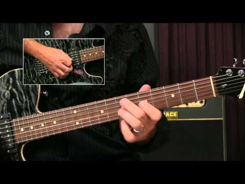 Boom Boom Style John Lee Hooker Blues Guitar Lesson
