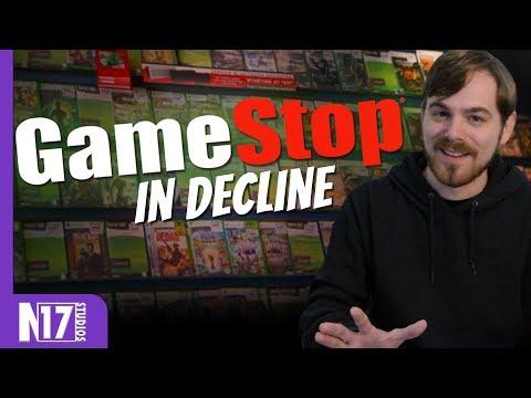 The Fall Of GameStop