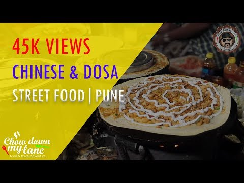 70 Types of Dosa || Awesome Chinese Street Food || Street Food - 2