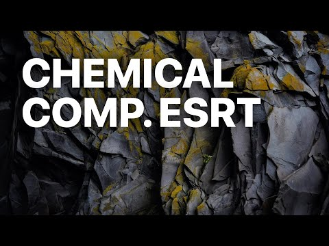 ESRT - Average Chemical Composition Of Earth's Crust, Hydrosphere, And Troposphere