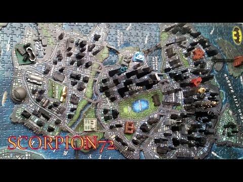 DC Batman 4D Puzzle of Gotham City Review