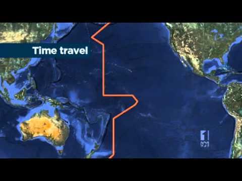 Samoa to skip Friday in time zone change