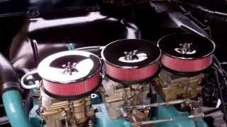 1964 Pontiac GTO. Factory Tri-Power
