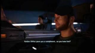 Mass Effect Walkthrough Part 1 - Commander Shepard