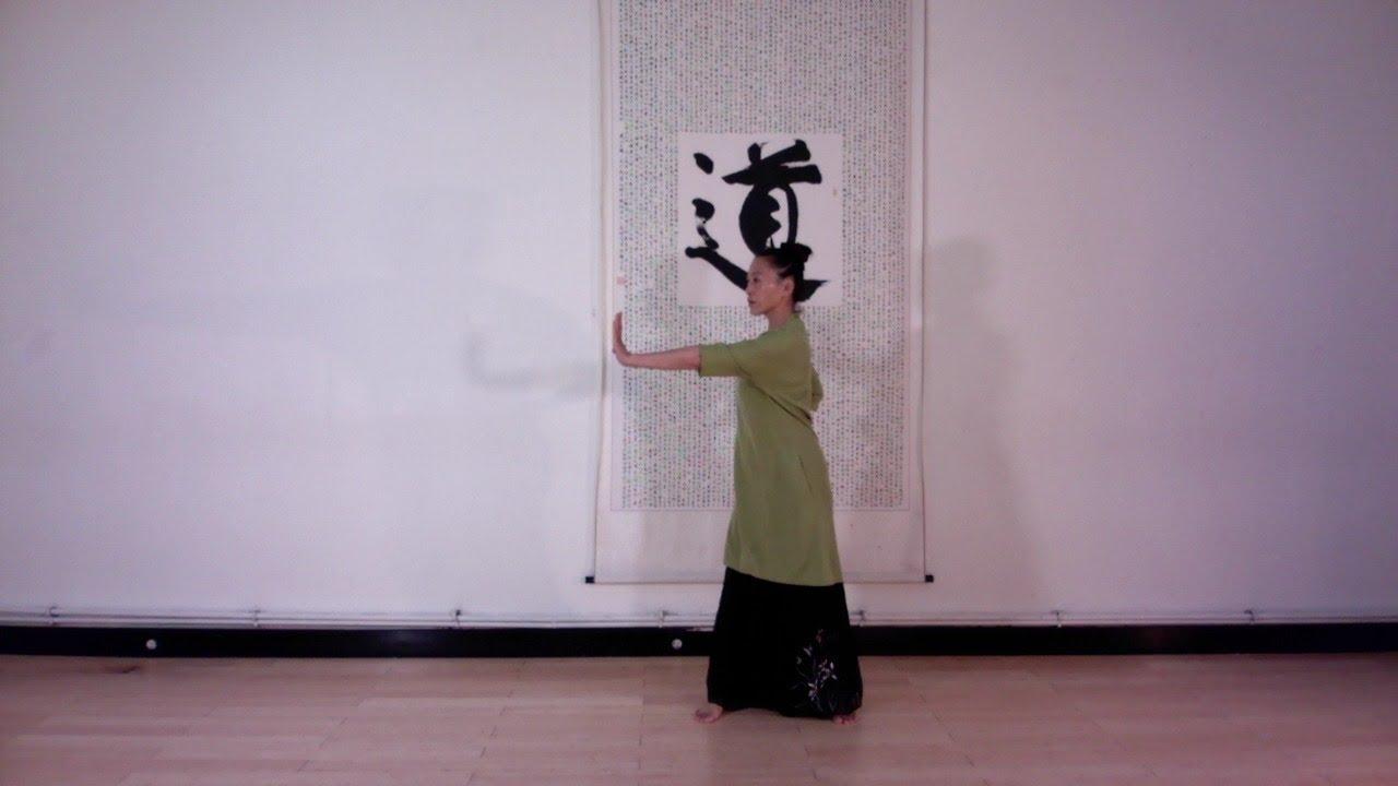 """Enseignement en ligne avec Maître KE Wen """" Le Qi Gong du Foie et des Yeux"""""""