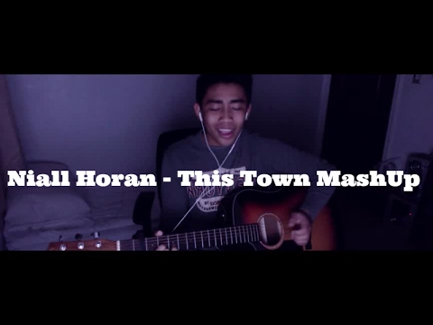 Niall Horan - This Town Mashup (Cover By Brian Mendoza)