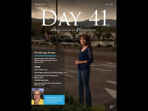Get your FREE subscription to DAY 41 Magazine!