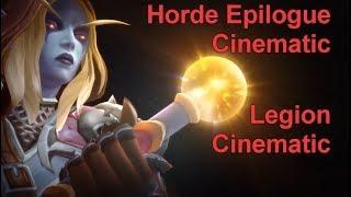 Horde Epilogue Cinematic (Patch 7.3.5) - Legion Epilogue Cinematic