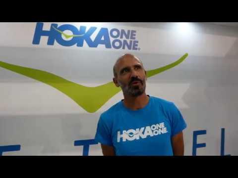 Hoka One One @ Athens Marathon Expo 2017