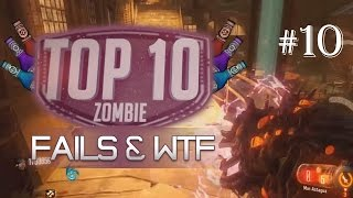 TOP 10 ZOMBIES FAILS/WTF #10