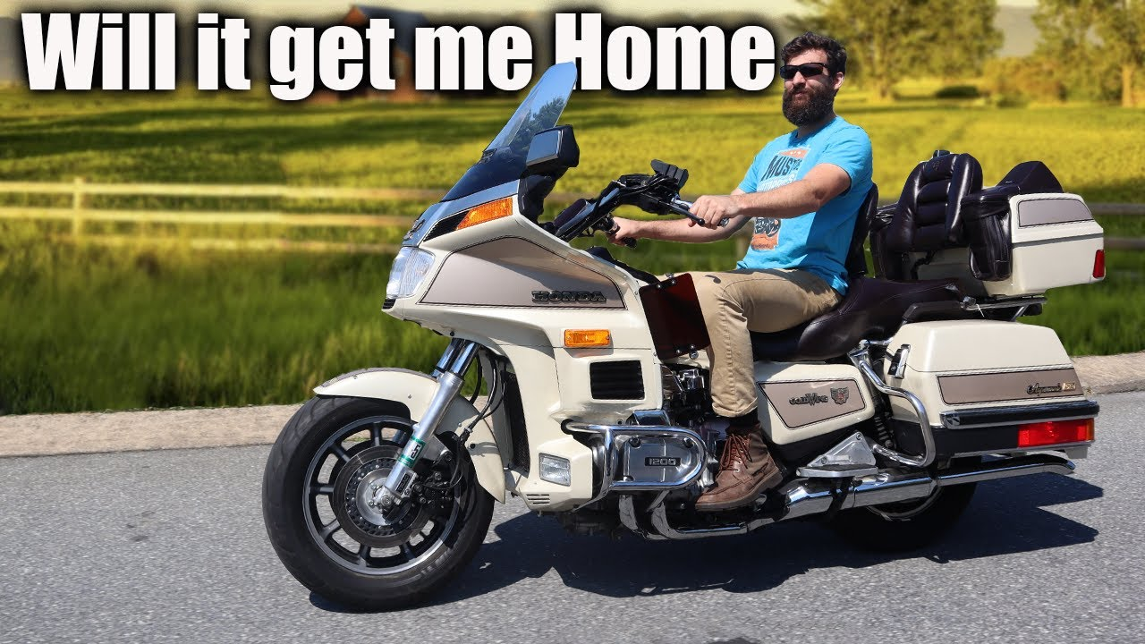 I had ONLY 8 hours to buy the CHEAPEST running motorcycle Online