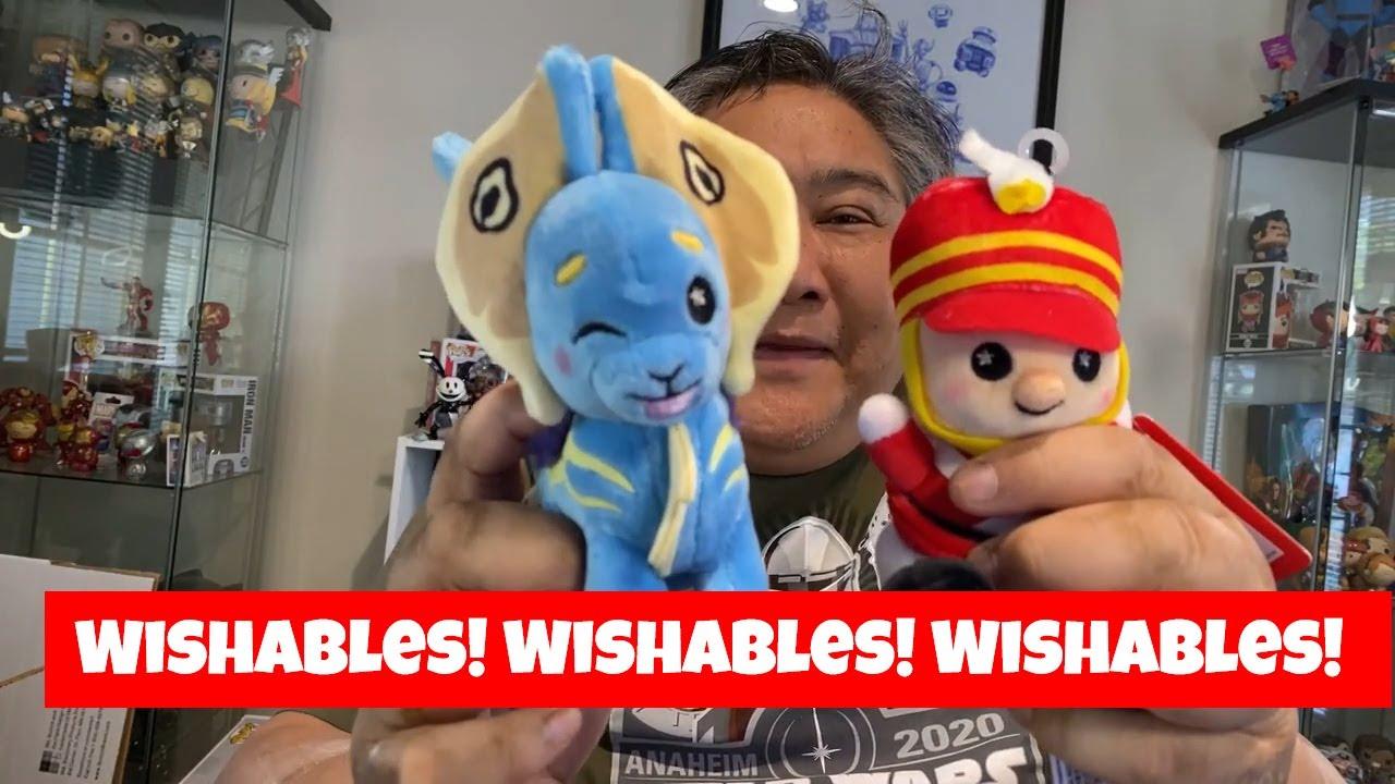 Wishables! Wishables! Wishables! Unbagging all kinds of Disney Wishables!