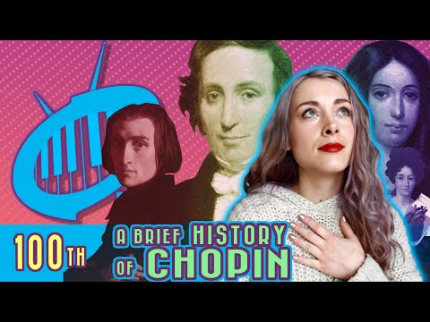 A Brief History of Frederic Chopin