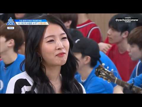 [ENG SUB] PRODUCE101 Season 2 EP.6   If It Is You Team Performance Cut 2/3