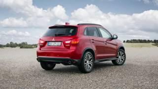 Mitsubishi rüstet auf - Der neue ASX 2017