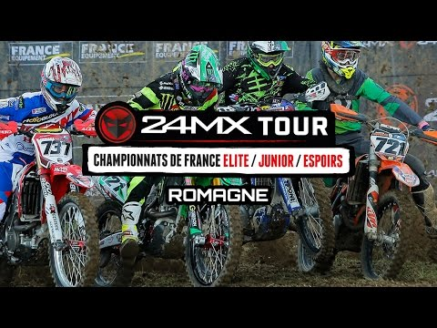 24MX Tour - Romagne