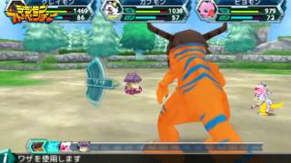 Detonado De Digimon Adventure Segunda temporada # 16 Parte 1]