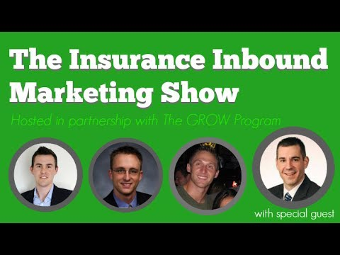 Blogging to a Stronger Insurance Brand | Insurance Inbound Marketing