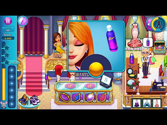 Fabulous - Angela's Wedding Disaster #84 Level 60 The Wedding 🎮 James Games