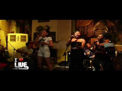 Jessie J - Big White Room & Sexy Silk | #ILUVLIVE @ Favela Chic (Aug '08)