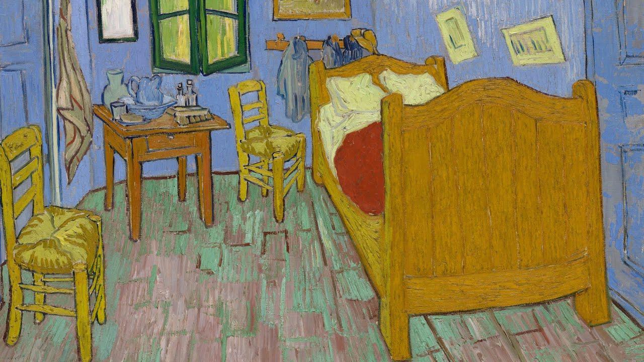 Painting Vincent Van Gogh S Bedroom