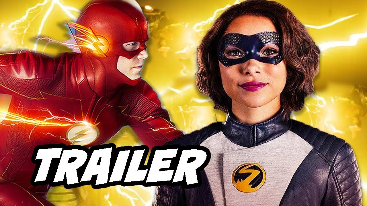 nonton the flash season 5 episode 1