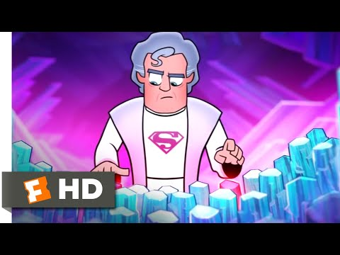 Teen Titans GO! to the Movies (2018) - Time Cycle Trouble Scene (6/10) | Movieclips