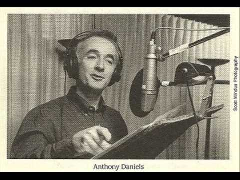 Star Wars Radio Drama - Comments From Anthony Daniels During The Recording Sessions