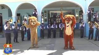 Banda Colegio San Ramon de Tarma  - la vida del  San Ramon