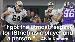 Saints' Zach Strief retires after 12 seasons in New Orleans