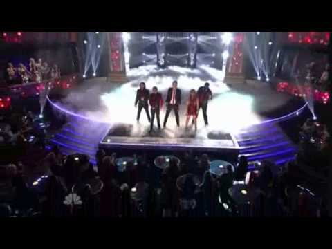 "Final Performance (1) - Pentatonix - ""Without You"" by David Guetta ft Usher - Sing Off - Series 3"