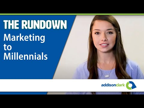 The Rundown: Marketing to Millennials