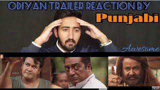 Punjabi react to odiyan Official Trailer |Mohanlal|Malayalam Trailer Reaction|