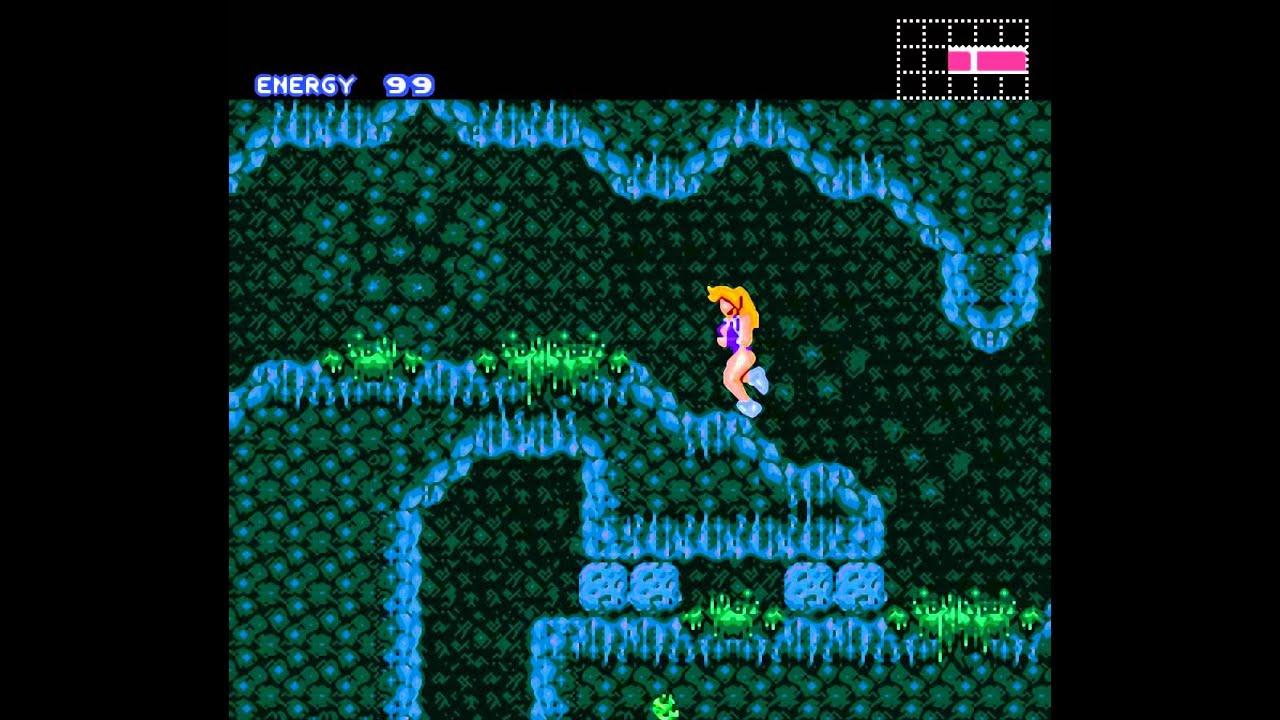 Super Metroid Justin Bailey SNES HD #01
