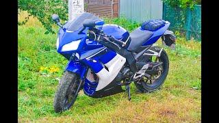 Обзор мотоцикла IRBIS Z1, 4Т, 170MM (CBB250) 250 см3
