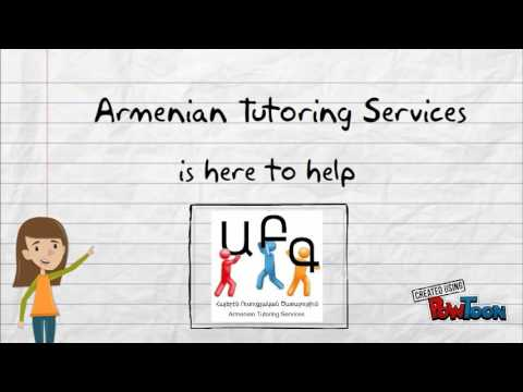 Armenian Tutoring