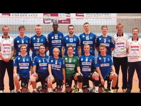 Phil Freere Middelfart volleyball Klub 2015-16 Highlights