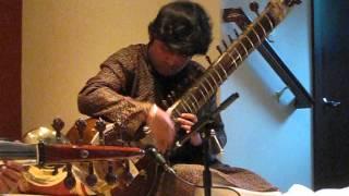 Music of Maihar 2009- Sitar Sarod duet - Hem Bihag