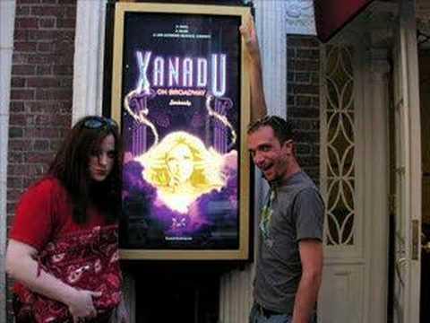 Xanadu on Broadway Review #2
