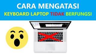 ✔ Cara Mengatasi Keyboard Laptop Tidak Berfungsi di Windows 10