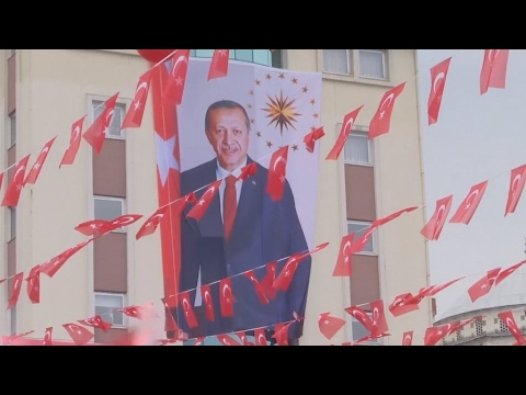Turkey: Is Erdogan an unstoppable power-grabbing force?