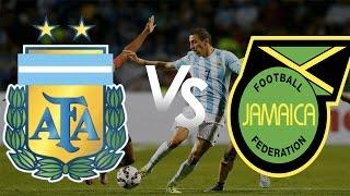 Argentina VS Jamaica | Full Match Highlights | Copa America 2015