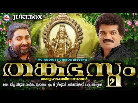 തങ്കഭസ്മം | Thankabhasmam | Hindu Devotional Songs Malayalam | Ayyappa Songs Malayalam MG Sreekumar