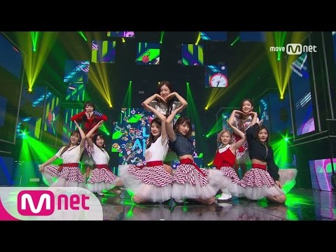 [DIA - Will you go out with me] KPOP TV Show | M COUNTDOWN 170427 EP.521