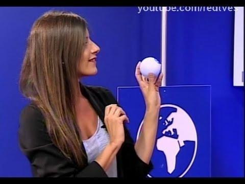 Cómo controlar una bola robot con un smartphone - Sphero - YouTube b7fceb97705a