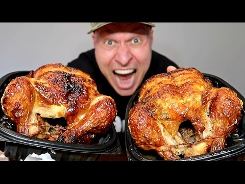 Costco Roasted Chicken Challenge