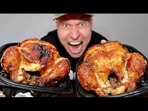 Costco Roasted Chicken Challenge